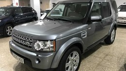 LAND-ROVER Discovery 4  3.0  SDV6 SE 245  5P