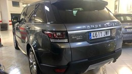 LAND-ROVER Range Rover Sport  *SE*PANORAMA*MOD 2018*