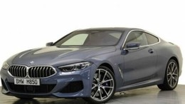 BMW Serie 8  M850I COUPE