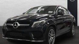 MERCEDES-BENZ Clase GLE 350 d 4M COUPE