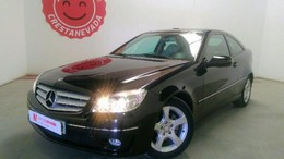 MERCEDES-BENZ Clase CLC  200 CDI Chrome