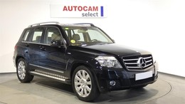 MERCEDES-BENZ Clase GLK 220CDI BE Executive 4M (9.75) Aut.