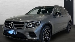 MERCEDES-BENZ Clase GLC Coupé 250 4Matic Aut.