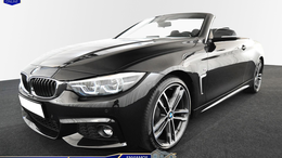 BMW Serie 1 114 420iA Cabrio M-Sport LED/NAVI/H-UP/D-ASS/LHZ/19