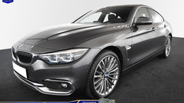 BMW Serie 4 420 420dA xDrive G-Coupe Luxury LED/NAV/M-DIS/GSD/19