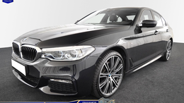 BMW Serie 5 530 530dA xDrive M-Sport LED/NAVI/LEDER/H-UP/GSD/20