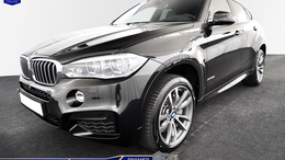 BMW X6   xDrive-50i M-Sport LED/GSD/H-UP/B&O/D-ASS+/20