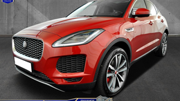 JAGUAR E-Pace   D-240-AWD HSE LED/H-UP/MERIDIAN/PANO/20