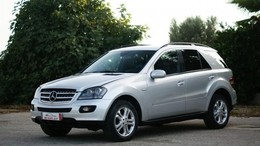 MERCEDES-BENZ Clase M ML 280CDI Dynamic Edition 4M Aut.