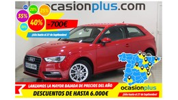 AUDI A3 1.6TDI Attraction