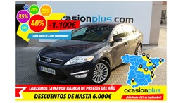 FORD Mondeo 2.0TDCi Limited Edition 140 PS