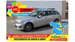 MERCEDES-BENZ Clase C Estate 250 BE Avantgarde 7G Plus