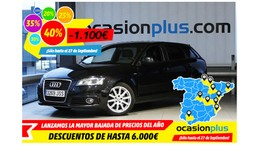 AUDI A3 Sportback 2.0TDI Attraction 170 DPF