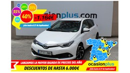 TOYOTA Auris 120T Feel!