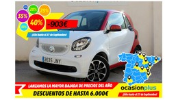 SMART Fortwo Coupé 52 Passion Aut.