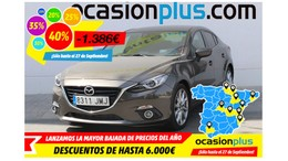 MAZDA Mazda3 SportSedan 2.2 Luxury Safety