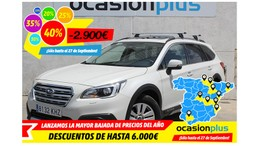SUBARU Outback 2.0TD Executive