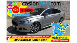 FORD Mondeo 1.5 EcoBoost ST-Line 160