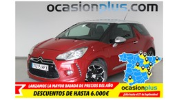 CITROEN DS3 1.6 VTi Edition I 120