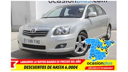 TOYOTA Avensis 2.2D-4D Clean Power Sport