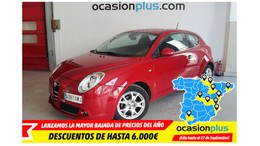 ALFA ROMEO MiTo 1.4 Multi-Air S&S Distinctive 105