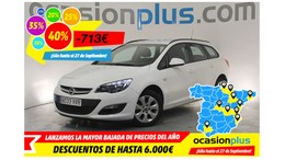 OPEL Astra ST 1.7CDTi Selective Business 130