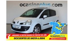 RENAULT Modus Grand 1.2 TCE Exception eco2