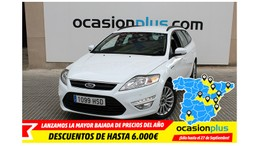 FORD Mondeo SB 2.0TDCi Trend 140