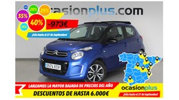 CITROEN C1 1.0 VTi Airscape Shine 72