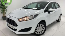 FORD Fiesta  1.5 TDCi Trend desde 130 euros/mes
