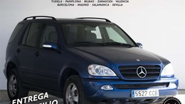 MERCEDES-BENZ Clase M ML 270CDI