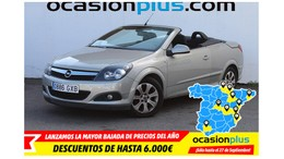 OPEL Astra Twin Top 1.8 Cosmo Aut.