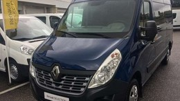 RENAULT Master Combi9 dCi 100 Energy L2H2 3500