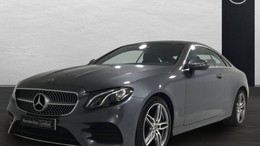 MERCEDES-BENZ Clase E  Coupé 220 d