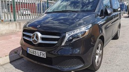 MERCEDES-BENZ Clase V 250 d Avantgarde Largo