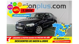 AUDI A3 Sedán 1.6TDI Design Edition S tronic 81kW