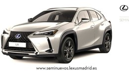 LEXUS UX   250h Business Navigation. 177€/mes.