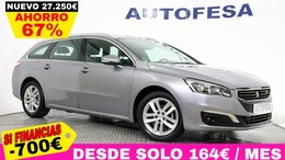 PEUGEOT 508 SW 1.6 BlueHDi 120cv Active 5p # IVA DEDUCIBLE, LEVAS, BARRAS, LIBRO