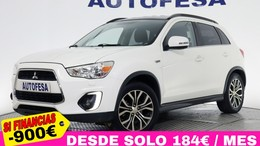 MITSUBISHI ASX 160 DI-D MOTION 4WD 114cv # IVA DEDUCIBLE, TECHO, CAMARA