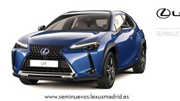 LEXUS UX   250h Business. 164€/mes.