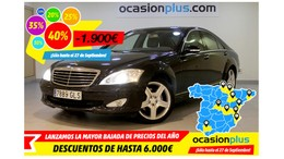 MERCEDES-BENZ Clase S 320CDI BE (14.75) Aut.
