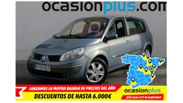 RENAULT Scénic Grand 1.9dCi Exception