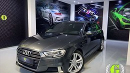 AUDI A3 Sportback 2.0TDI S Line Edition S-T 110kW