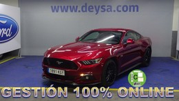 FORD Mustang  5.0 Ti-VCT V8 307kW  GT A.(Fast.)