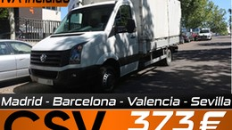 VOLKSWAGEN Crafter PRO Chasis BMT 35 R.Doble BM 163
