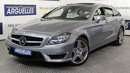 MERCEDES-BENZ Clase CLS 63 AMG Shooting Brake 557cv Edition 1 Performance