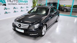 MERCEDES-BENZ Clase C 250CDI BE Avantgarde 4M 7G Plus
