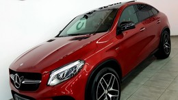 MERCEDES-BENZ Clase GLE Coupé 450 AMG 4Matic Aut.