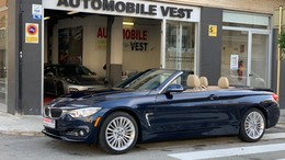 BMW Serie 4 435i Cabrio Luxury