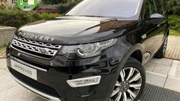 LAND-ROVER Discovery Sport 2.0TD4 HSE Luxury 4x4 Aut. 150